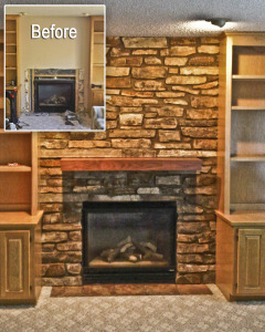 Kitzrow Fireplace - B&A lg